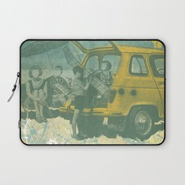 when i was young _ model planes and station wagons Laptop Sleeve