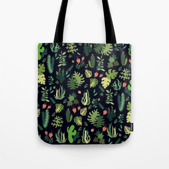 green garden! fresh Tote Bag