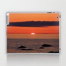 Orange you Glad I Took this Photo Laptop & iPad Skin