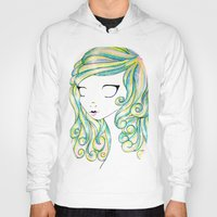 fairy Hoodies featuring Fairy by Caitlin Roberts
