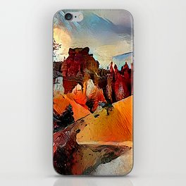 Deserted Vistas iPhone Skin