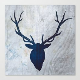 Antlers 1 Canvas Print