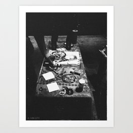 SW.BN. Art Print