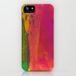 Abstract No. 388 iPhone Case