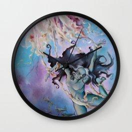 Employment, Eva Wall Clock