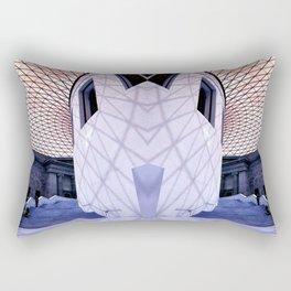 Inside London Rectangular Pillow