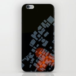 Figure Ground iPhone Skin