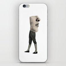 Backwards iPhone & iPod Skin