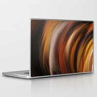 the strokes Laptop & iPad Skins featuring Strokes by Andi GreyScale