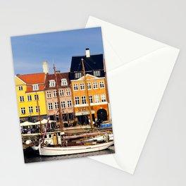 Copenhague // Copenhagen - Nyhavn Stationery Cards