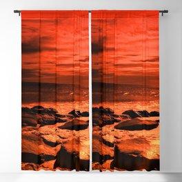 Ocean Sunrise 2 Blackout Curtain