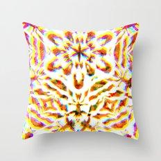 Prism Brake Throw Pillow