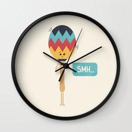 SMH Wall Clock
