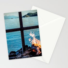 Our Faith Burns Within Us Stationery Cards