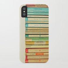 Birds on Parade Slim Case iPhone X