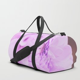 Closeup Dahlia 1 Duffle Bag