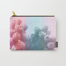 Geo Candy Cactus #decor #lifestyle #buyart Carry-All Pouch