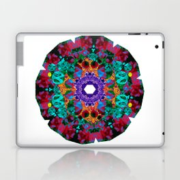 Flower Eye Laptop & iPad Skin