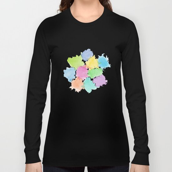 Happy Spots Long Sleeve T-shirt
