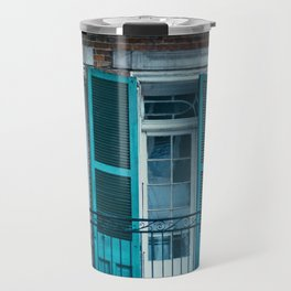 French Quarter Blues, No. 1 Travel Mug