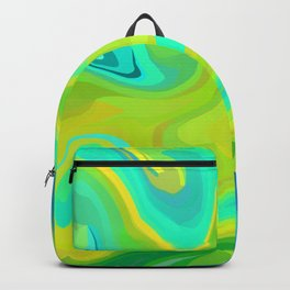 Distorted Earth Backpack