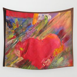 What is Love ? Wall Tapestry