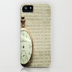 Just Before Midnight: Cinderella Slim Case iPhone (5, 5s)