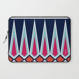 Mid Century Muse: Norms in Technicolor Laptop Sleeve
