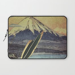Arriving at Yiensen Bay Laptop Sleeve