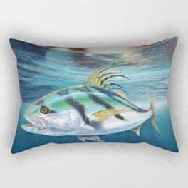 Cabo Rooster Rectangular Pillow