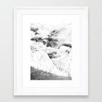 return Framed Art Prints featuring Return by vorone