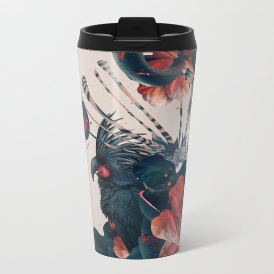 ash kokoodoo Metal Travel Mug