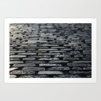 SoHo Steps Art Print