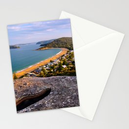 Pearl Beach, Central Coast Stationery Cards