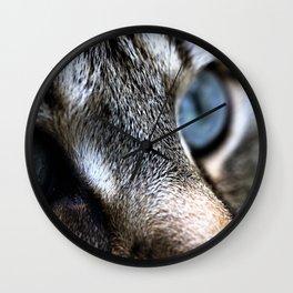 Katze, Cat Wall Clock