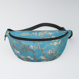 Vincent Van Gogh Almond Blossoms Fanny Pack