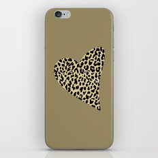 Wild Love III iPhone Skin