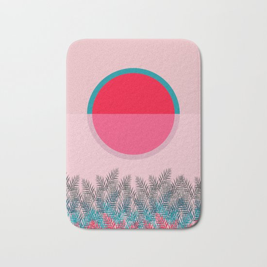 Summer Time Bath Mat