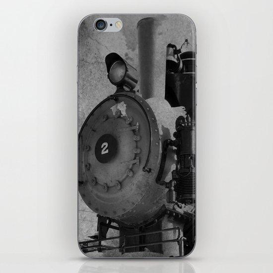 Old School Choo Choo iPhone & iPod Skin