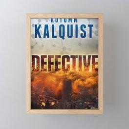 Defective Apocalypse Framed Mini Art Print