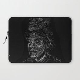 Andy.W Skull Laptop Sleeve
