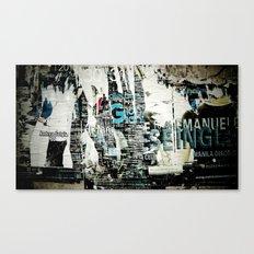 Emanuel Canvas Print