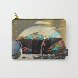 MUSICAL SEASONS. CLIPPINGS UNTITLED (series) Carry-All Pouch