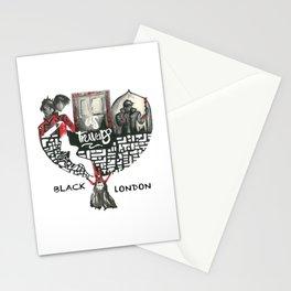 Black London_A Darker Shade of Magic Stationery Cards