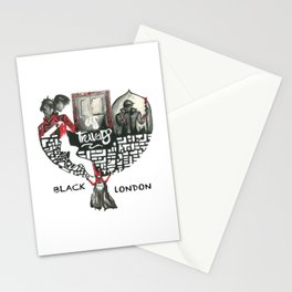 Black London_A Darker Shade of Magic Stationery Cards