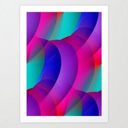 pattern and color -02- Kunstdrucke