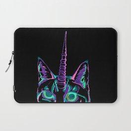 Punk Caticorn Laptop Sleeve