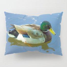 Ducks swimming Pillow Sham