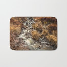 Golden Falls Bath Mat