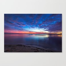 Gulf Coast Colors Canvas Print
